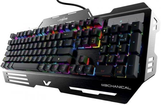 Клавиатура Hama uRage механическая черный USB беспроводная Multimedia Gamer для ноутбука клавиатура ноутбука для acer c720 3404 chromebook gr немецкий черный 9z nbrsc a0g