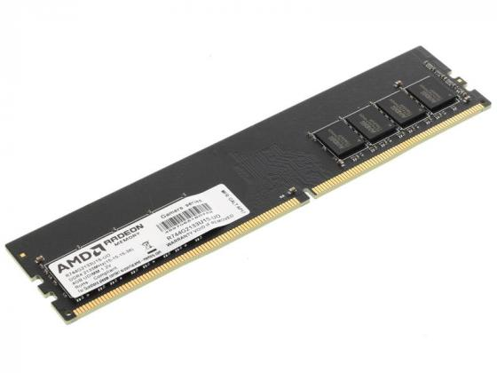 Оперативная память 8Gb (1x8Gb) PC4-21300 2666MHz DDR4 DIMM CL16 AMD R748G2606U2S-UO цена и фото