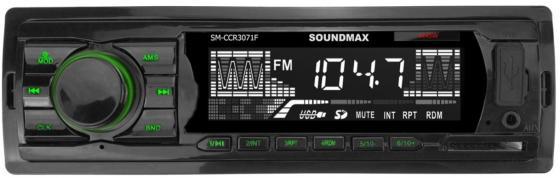 Автомагнитола Soundmax SM-CCR3071F 1DIN 4x45Вт