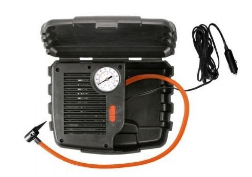 Автомобильный компрессор Phantom PH2028 12л/мин шланг 0.76м автомобильный компрессор swat swt 106 60л мин шланг 1м