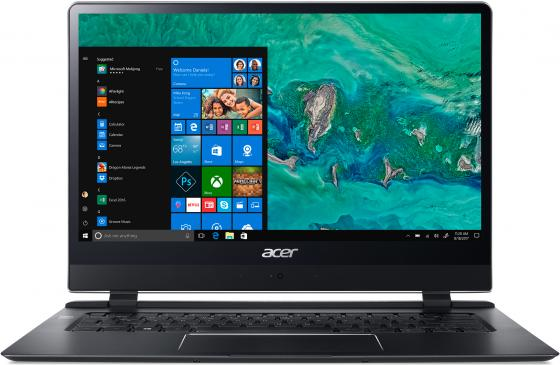 Ультрабук Acer Swift 7 SF714-51T-M3AH 14 1920x1080 Intel Core i7-7Y75 256 Gb 8Gb 4G LTE Intel HD Graphics 615 черный Windows 10 Professional NX.GUHER.002