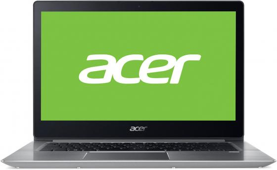 "Ультрабук Acer Swift 3 SF314-52-8864 14"" 1920x1080 Intel Core i7-8550U 256 Gb 8Gb Intel UHD Graphics 620 серебристый Windows 10 Home NX.GQGER.006 цена"