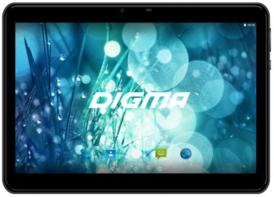 Планшет Digma Plane 1570N 3G 10.1 16Gb Black Wi-Fi Bluetooth 3G Android PS1185MG планшет