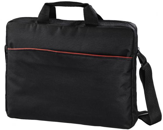 Сумка для ноутбука 15.6 HAMA Tortuga I полиэстер черный 00101740 сумка для ноутбука 15 6 hama 593524 полиэстер черный 99101246