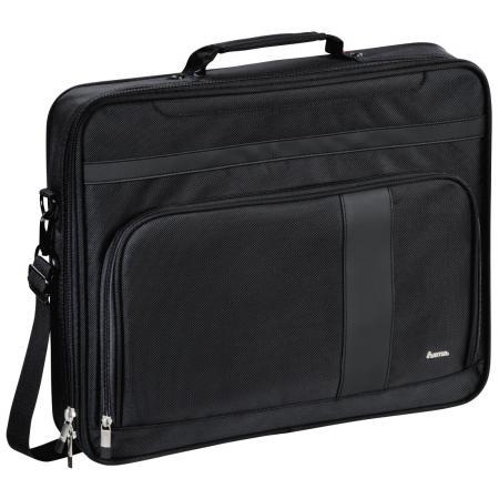 """Сумка для ноутбука 15.6"""" HAMA Dublin I полиэстер черный 00101764 hama tortuga для ноутбука 17 3 17 3 черный синтетический"""
