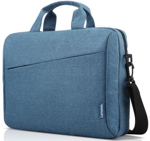 Сумка для ноутбука 15.6 Lenovo Toploader T210 полиэстер синий GX40Q17230