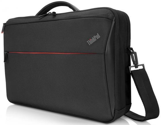 Сумка для ноутбука 15.6 Lenovo ThinkPad Professional нейлон черный 4X40Q26384 сумка для ноутбука 15 6 lenovo thinkpad professional topload