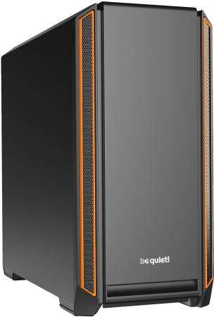 Корпус ATX Be quiet SILENT BASE 601 Orange Без БП чёрный BG025