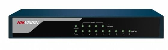 Коммутатор Hikvision DS-3E0108P-E
