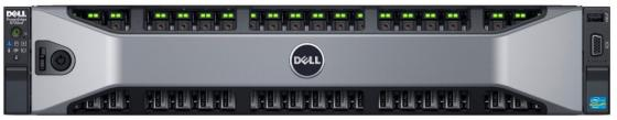 Сервер Dell PowerEdge R730XD 2xE5-2643v4 24x16Gb 2RRD x26 2.5 2.5 H730p iD8En 57800 2x1100W 3Y PNBD TPM (210-ADBC-295)