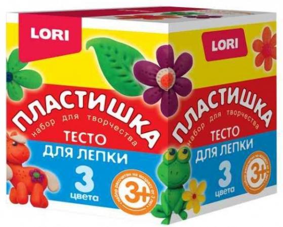Набор для лепки Lori Чудесное путешествие №2 от 3 лет набор для лепки playgo делюкс от 3 лет 8580