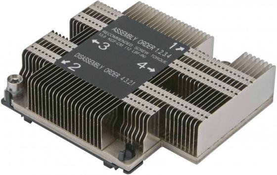 Радиатор SuperMicro SNK-P0067PD snk p0067ps