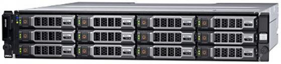 Дисковый массив Dell MD3800f x12 2x4Tb 7.2K 3.5 NL SAS 2x600W PNBD 3Y 4x16G SFP/2xCtrl 8Gb Cache (210-ACCS-29) дисковый массив dell powervault md1200 210 30719 060