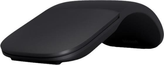 Мышь Microsoft ARC Touch черный оптическая (1000dpi) беспроводная USB (3but) клавиатура мышь microsoft 3050 pp3 00018 клав черный мышь черный usb беспроводная multimedia