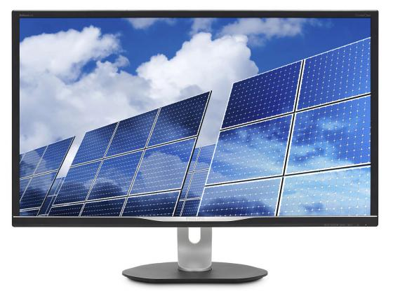 Монитор 32 Philips 328B6QJEB черный IPS 2560x1440 250 cd/m^2 5 ms USB VGA DisplayPort HDMI HDCP Аудио монитор 32 philips 328p6aubreb 00 черный ips 2560x1440 450 cd m^2 4 ms hdmi displayport usb аудио lan vga usb type c
