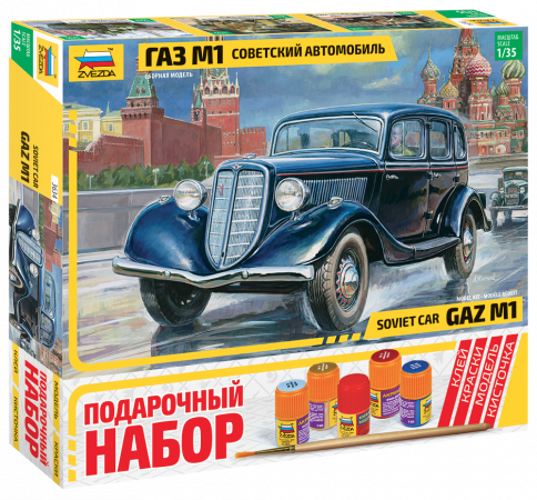 Автомобиль Звезда Автомобиль ГАЗ-М1 1:35 12 1 inch 800 600lq121s1lg55