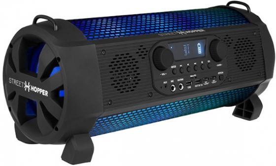 Аудиомагнитола Soundstream Hooper SH-6P черный 30Вт/MP3/FM(dig)/USB/BT/microSD dig dogs dig