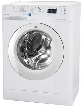 цена на Стиральная машина Indesit BWUA 51051 L B класс: A загр.фронтальная макс.:5кг белый