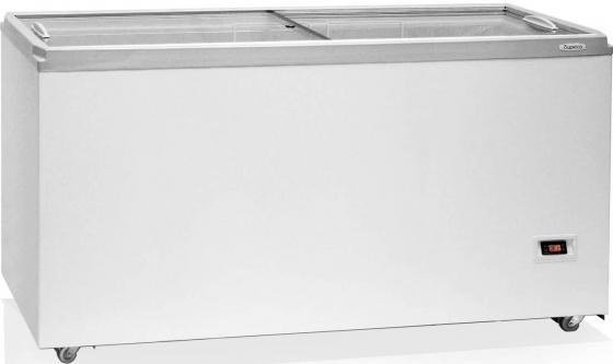 Морозильный ларь Бирюса Б-560VDZY белый 313Вт морозильный ларь candy ccfa 200 белый [37000442]