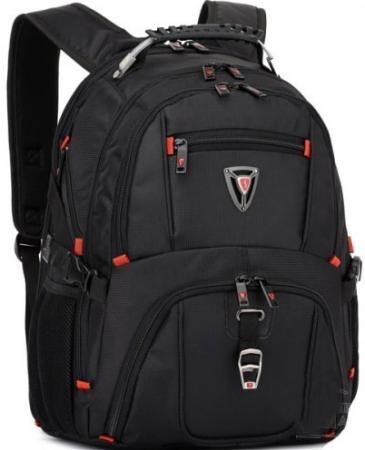 Рюкзак для ноутбука 16 Sumdex PJN-301 BK нейлон черный чехол для ноутбука 13 sumdex nun 823bk неопрен черный