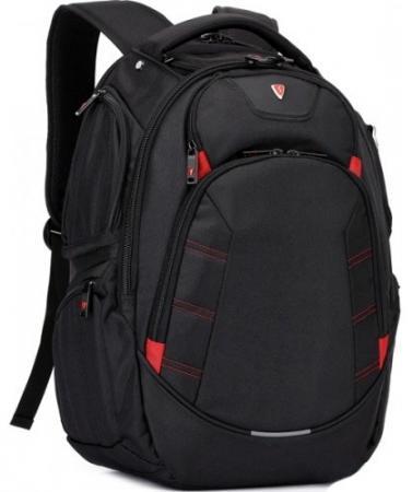 Рюкзак для ноутбука 16 Sumdex PJN-303 BK нейлон черный чехол для ноутбука 13 sumdex nun 823bk неопрен черный