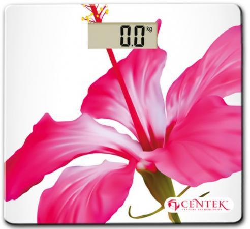 Весы напольные Centek CT-2412 рисунок напольные весы centek ct 2428 island