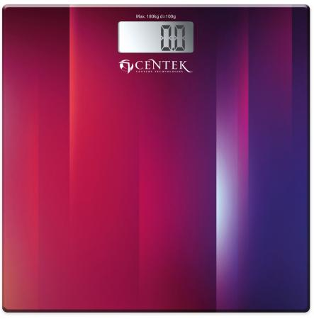 Весы напольные Centek CT-2420 цветной напольные весы centek ct 2430 forest
