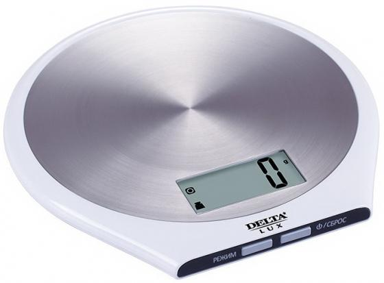 Весы кухонные DELTA КСЕ-42-21 белый