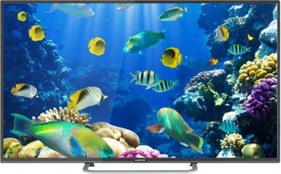 цена на Телевизор 40 Harper 40F660T черный серый 1920x1080 50 Гц USB HDMI SCART VGA