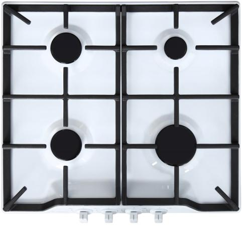 Варочная панель газовая Gefest ПВГ 1212-01 белый