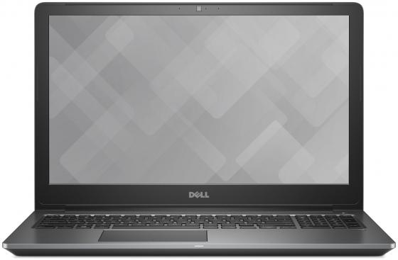 Ноутбук DELL Vostro 5568 15.6 1920x1080 Intel Core i5-7200U 1 Tb 4Gb nVidia GeForce GT 940MX 2048 Мб серый Windows 10 Home 5568-7219 ноутбук lenovo ideapad 320 15ikbn 15 6 1920x1080 intel core i3 7130u 1 tb 4gb nvidia geforce gt 940mx 2048 мб серый windows 10 home 80xl03u1ru