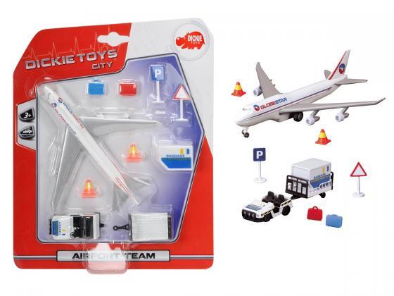 Игровой набор Dickie Аэропорт 6 шт игровые наборы dickie игровой набор аэропорт