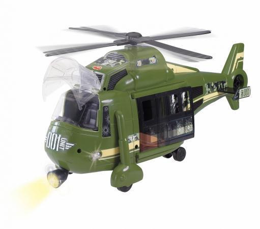 Вертолет Dickie Вертолёт военный 41см (свет, звук) 41 см