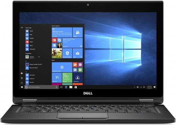 Ноутбук DELL Latitude 5289 12.5 1920x1080 Intel Core i5-7200U 512 Gb 8Gb Intel HD Graphics 620 черный Windows 10 Professional 5289-6957 8124b 5289 8e