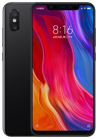 Купить Смартфон Xiaomi Mi 8 черный 6.21 64 Гб NFC LTE Wi-Fi GPS 3G Bluetooth