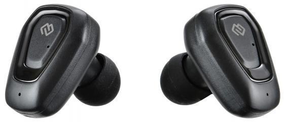 Гарнитура Digma TWS-01 черный GEAR-S01 цена и фото