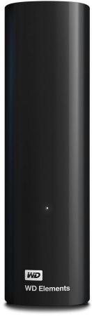 "Жесткий диск WD Original USB 3.0 8Tb WDBWLG0080HBK-EESN Elements Desktop 3.5"" черный жесткий диск 8tb western digital purple wd80puzx"