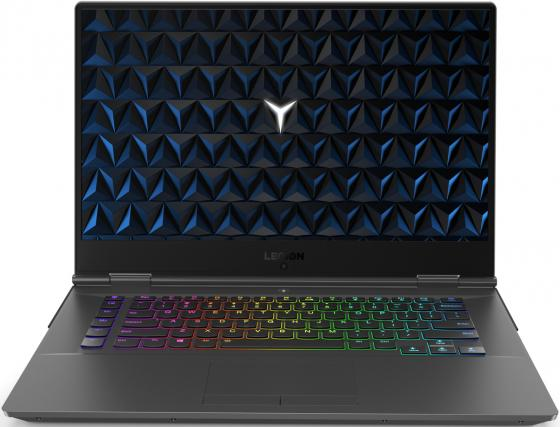 Ноутбук Lenovo Legion Y730-17ICH 17.3 1920x1080 Intel Core i5-8300H 256 Gb 8Gb nVidia GeForce GTX 1050Ti 4096 Мб черный DOS 81HG002PRU