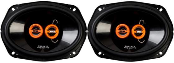 Колонки автомобильные Edge EDST219-E6 100Вт 90дБ 4Ом 16x23см (6x9дюйм) (ком.:2кол.) коаксиальные двухполосные