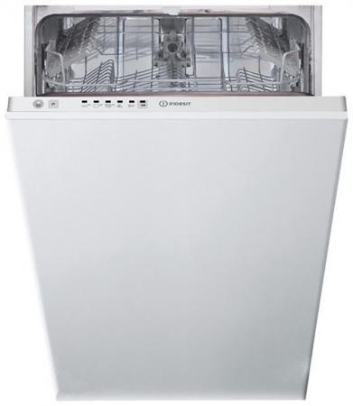 Посудомоечная машина Indesit DSIE 2B10 узкая белый