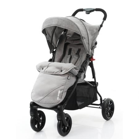 Прогулочная коляска FD-Design Treviso 4 (wowen/grey) the future of war