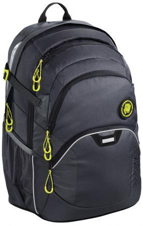 Школьный рюкзак светоотражающие материалы Coocazoo JobJobber2: Shadowman 30 л серый 00138712 coocazoo рюкзак jobjobber2 hip to be square