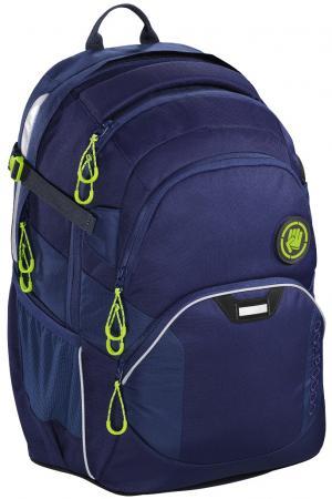 Школьный рюкзак светоотражающие материалы Coocazoo JobJobber: Seaman 30 л синий 00138713 рюкзак светоотражающие материалы coocazoo green purple district 30 л бирюзовый синий