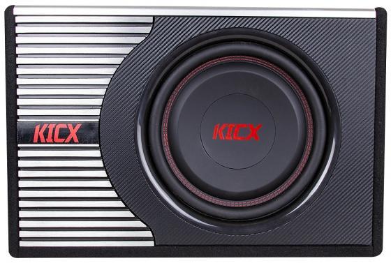 Сабвуфер автомобильный Kicx GT400BA 400Вт активный (30см/12)
