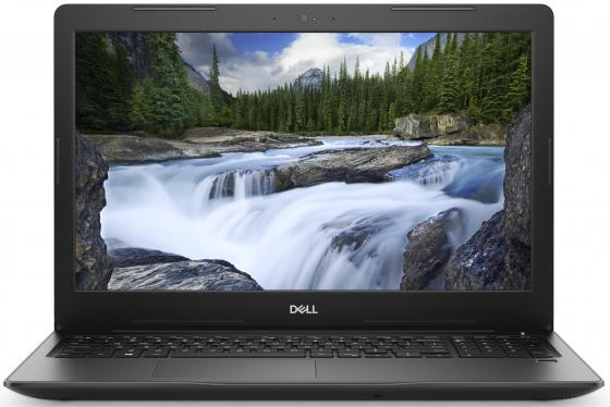 Ноутбук Dell Latitude 3590 Core i3 6006U/4Gb/500Gb/Intel HD Graphics 520/15.6/HD (1366x768)/Linux/black/WiFi/BT/Cam