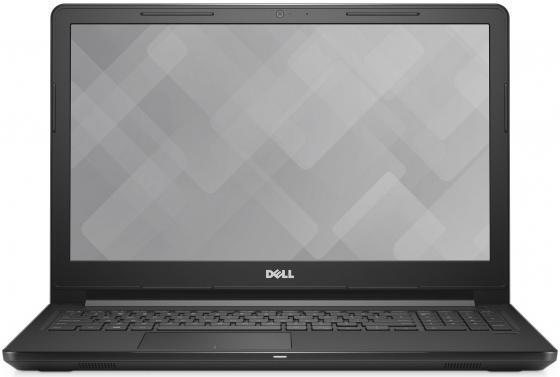 Ноутбук Dell Vostro 3568 Core i3 7020U/4Gb/1Tb/DVD-RW/Intel HD Graphics 620/15.6/HD (1366x768)/Windows 10 Home Single Language 64/black/WiFi/BT/Cam/2750mAh ноутбук hp pavilion 15 au124ur core i3 7100u 4gb 1tb dvd rw intel hd graphics 620 15 6 hd 1366x768 windows 10 64 red wifi bt cam
