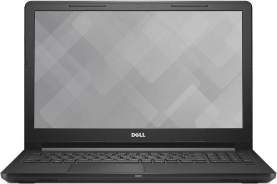 Ноутбук Dell Vostro 3578 Core i3 7020U/4Gb/1Tb/DVD-RW/AMD Radeon 520 2Gb/15.6/FHD (1920x1080)/Linux/black/WiFi/BT/Cam