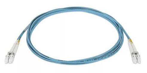 Кабель Патч-корд Lanmaster LAN-2LC-2LC/OM3-6.0 2x50/125 OM3 LC дуплекс-LC дуплекс 6м LSZH голубой haile lc lc двухъядерные 10 гигабитные многомодовые волоконные перемычки lc lc 50 125 om3 10 метров