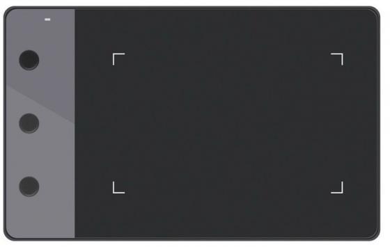 Графический планшет Huion Н420 планшет азбукварик планшет мультяшки повторяшки 4680019280158