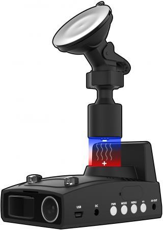 Видеорегистратор с радар-детектором Artway MD-104 3в1 FullHD/радар-детектор/gps